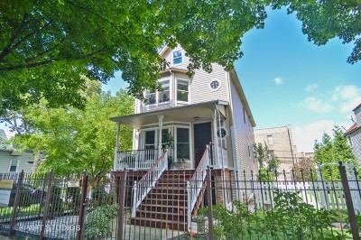 Single Family Home For Sale: 3758 West Eddy Street