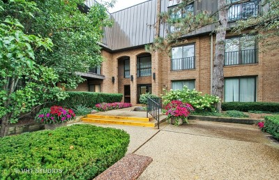 Northbrook Condo/Townhouse For Sale: 3 The Court Of Harborside Court #205