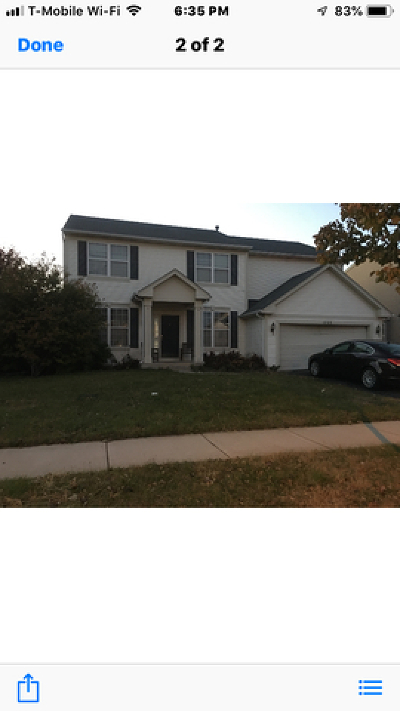 Montgomery Single Family Home Contingent: 1725 Wick Way