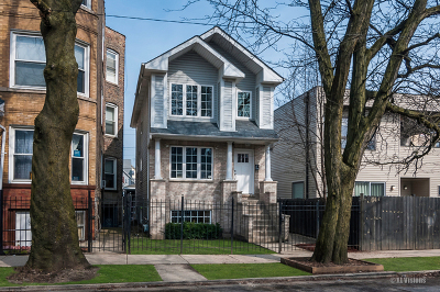 Single Family Home Re-Activated: 1707 North Troy Street