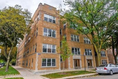 Condo/Townhouse New: 4102 North Hamlin Avenue #1