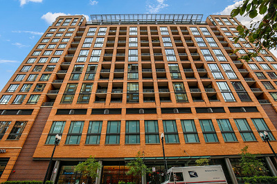 Chicago Condo/Townhouse New: 520 South State Street #1502