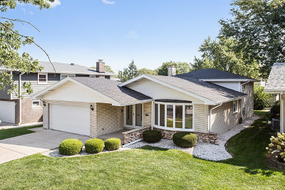 Oak Lawn  Single Family Home New: 10925 South Kolmar Avenue