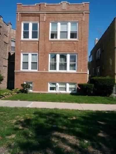 Multi Family Home New: 4533 North Harding Avenue