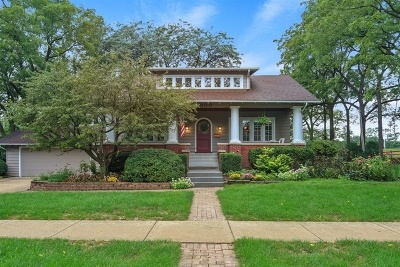 Downers Grove Single Family Home New: 5800 Carpenter Street
