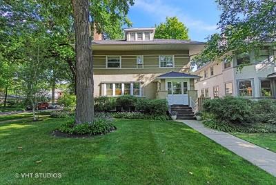 Wilmette Single Family Home New: 530 Washington Avenue