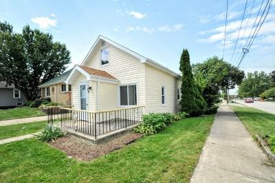 Oak Lawn  Single Family Home New: 9600 Merrimac Avenue