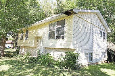 Wonder Lake IL Single Family Home Contingent: $109,500