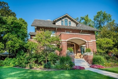 Oak Park Single Family Home For Sale: 633 North East Avenue
