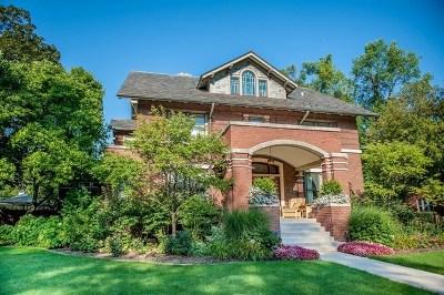 Oak Park Single Family Home New: 633 North East Avenue