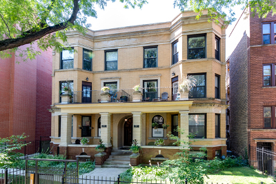 Condo/Townhouse New: 5228 North Winthrop Avenue #3A