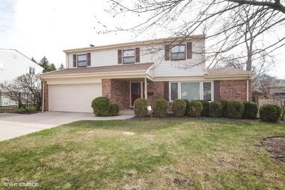 Deerfield Single Family Home New: 535 Susan Lane