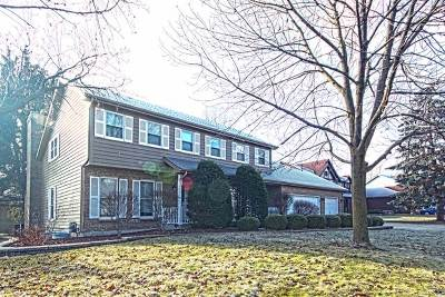 Knoch Knolls Single Family Home For Sale: 2755 Newport Drive