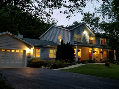 Glen Ellyn Single Family Home New: 1n340 Prairie Avenue