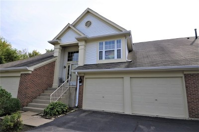Warrenville Condo/Townhouse For Sale: 30w067 Penny Lane