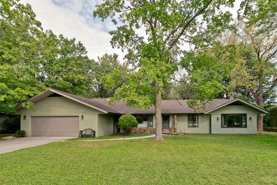 Oak Brook Single Family Home New: 402 Luthin Road