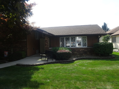 Oak Lawn  Single Family Home New: 4909 West 105th Place