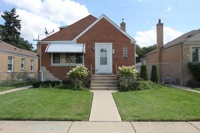 Franklin Park Single Family Home New: 3343 Ruby Street