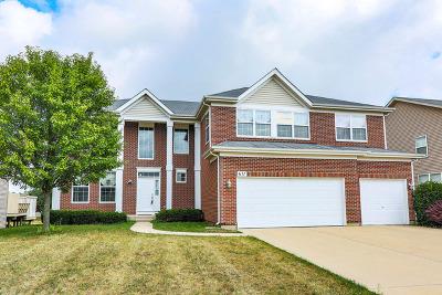 Oswego Single Family Home New: 611 Mansfield Way