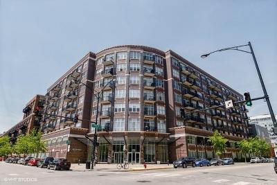 Condo/Townhouse New: 1000 West Adams Street #201