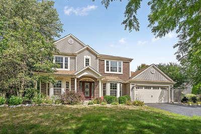 Cary Single Family Home New: 515 Surrey Ridge Drive