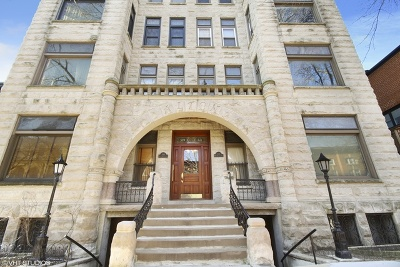 Condo/Townhouse New: 551 West Belden Avenue #1FW