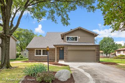 Darien Single Family Home New: 7110 Wirth Drive