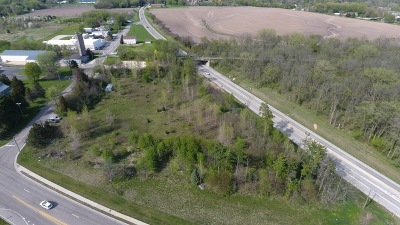 Kane County Residential Lots & Land New: NW Rt 64 & 47 Highway