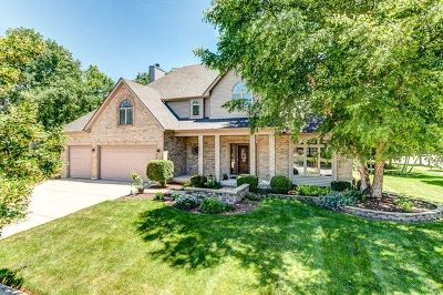 Oswego Single Family Home New: 333 Ash Grove Lane