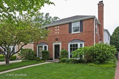 Wilmette Single Family Home New: 2026 Greenwood Avenue
