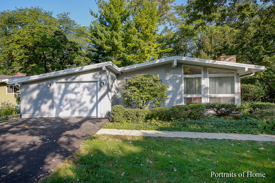 Downers Grove Single Family Home New: 200 Shady Lane