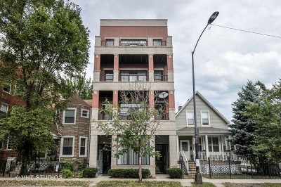 Condo/Townhouse New: 1954 West Foster Avenue #4