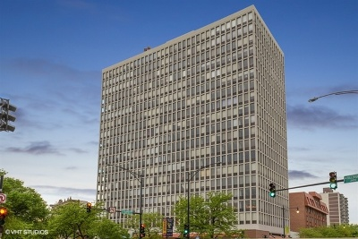 Condo/Townhouse New: 444 West Fullerton Parkway #709