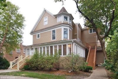 Oak Park Condo/Townhouse New: 431 South Harvey Avenue #A