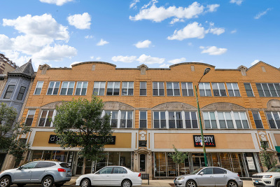 Condo/Townhouse New: 3045 North Greenview Avenue #202