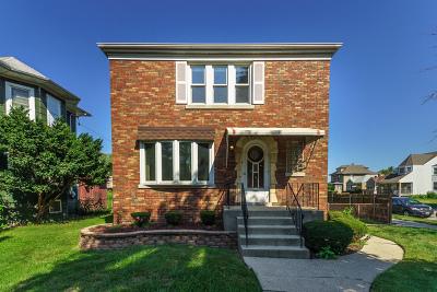 Berwyn Single Family Home New: 6403 Fairfield Avenue