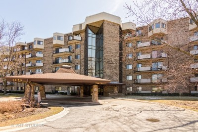 Palatine Condo/Townhouse New: 1275 East Baldwin Lane #108