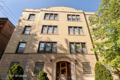 Condo/Townhouse New: 1610 West Byron Street #3