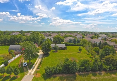 Orland Park Residential Lots & Land New: 13941 Wolf Road