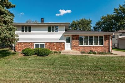 Bartlett Single Family Home New: 929 Balsam Lane