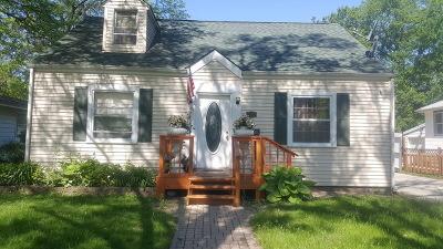 Homewood Single Family Home New: 18532 Klimm Avenue