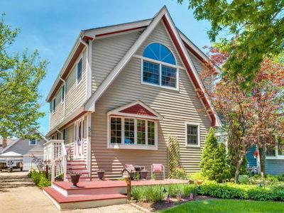 Elmhurst Single Family Home New: 526 South Hawthorne Avenue