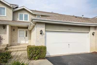 Tinley Park Condo/Townhouse New: 9432 Quail Trail