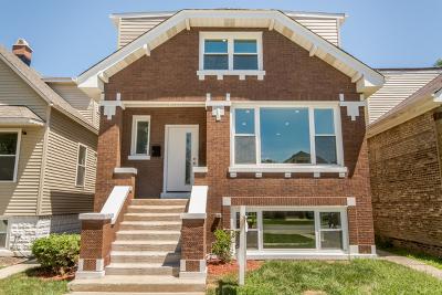 Berwyn Single Family Home Price Change: 2705 Highland Avenue
