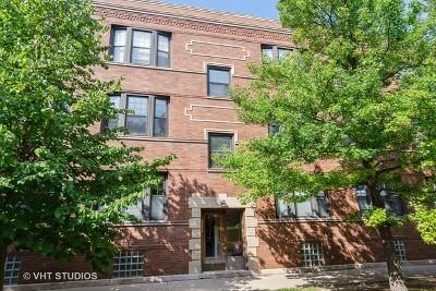 Condo/Townhouse New: 3718 North Hoyne Avenue #1