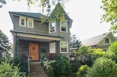 Residential Lots & Land New: 4141 North Ridgeway Avenue