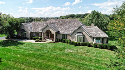 Kane County Single Family Home New: 2s380 Creekside Court