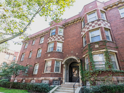 Condo/Townhouse New: 5325 South Harper Avenue #2