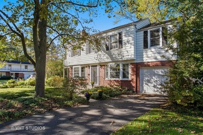 Northbrook Single Family Home For Sale: 1144 Butternut Lane