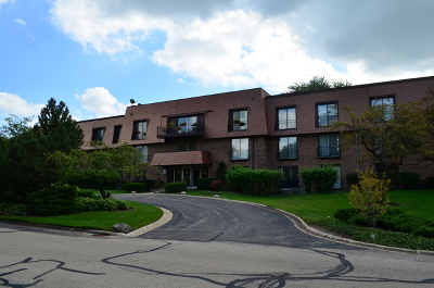 Northbrook Condo/Townhouse For Sale: 3950 Dundee Road #201